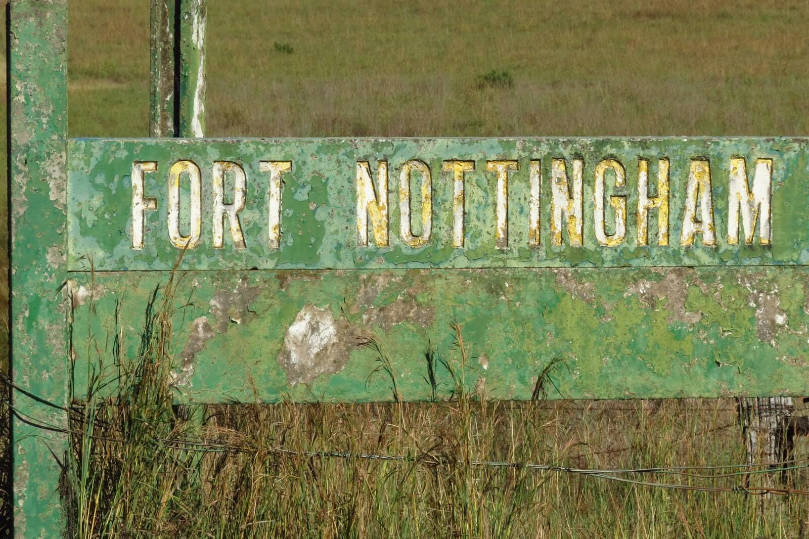 Fort Nottingham